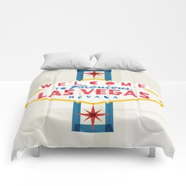 Las Vegas Comforters