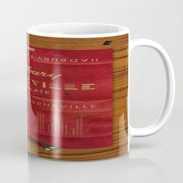 Hadbury Bourneville Wrapper  Coffee Mug