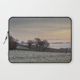 January Sunrise Laptop Sleeve