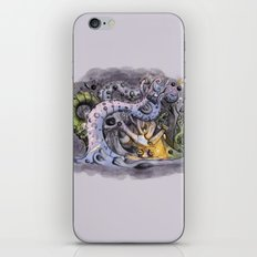 The Forest of Improbable Shapes iPhone & iPod Skin