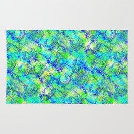 Splatts Brush Pattern Rug
