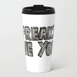 I Freakin' Love You Travel Mug