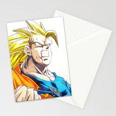 GOKU SSJ3 Stationery Cards