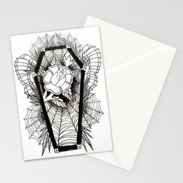 Graven Rose Stationery Cards