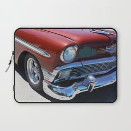1956 Bel Air Hot Rod Laptop Sleeve