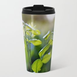 New Growth Metal Travel Mug