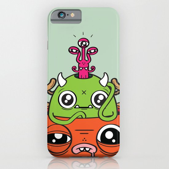 Monster Mind iPhone & iPod Case