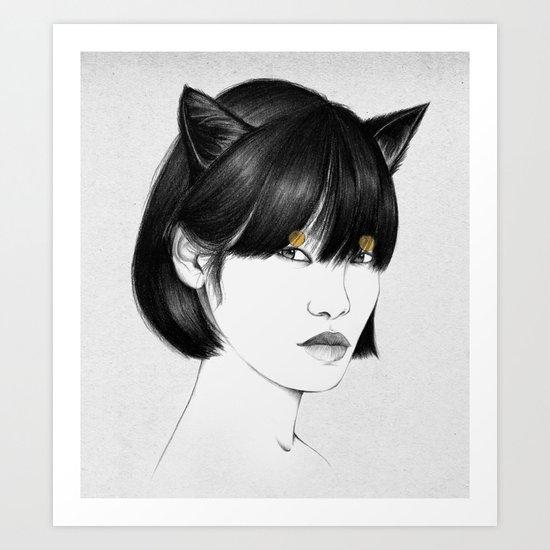 Cirque IV Art Print