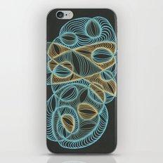 Large Nebula One iPhone & iPod Skin