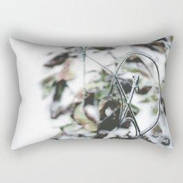 Winter. Rectangular Pillow