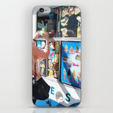 Mr. Softee iPhone & iPod Skin