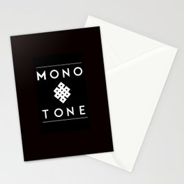 Eternal Monotone Stationery Cards