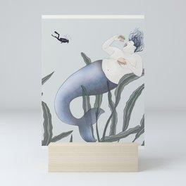 Sireno Mini Art Print
