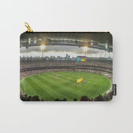 Let the Games Begin at the MCG Carry-All Pouch
