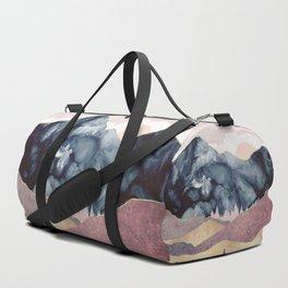 Mauve Vista Duffle Bag