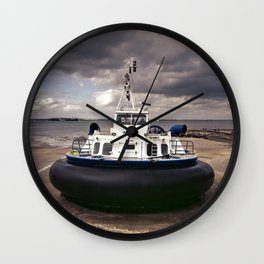 Ryde Hover Wall Clock