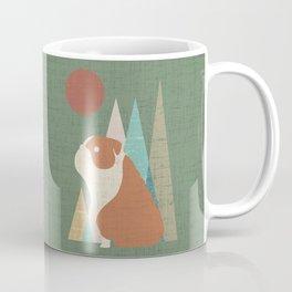 Waiting for you English Bulldog Coffee Mug