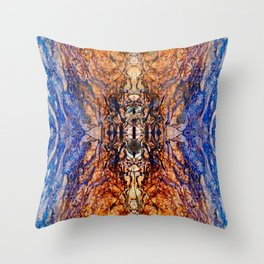 JagadAtman-SupremeSpirit  Spiritual awakening Throw Pillow
