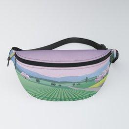 Hiroshi Nagai Vaporwave Shirt Fanny Pack