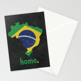 Brazil Proud Stationery Cards