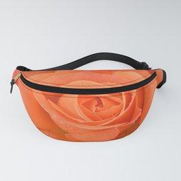 Orange Rose Fanny Pack