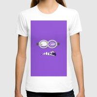 minion T-shirts featuring MINION by Acus