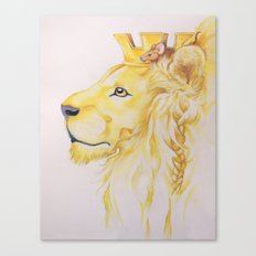 Aesop Canvas Print