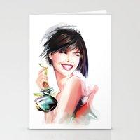 perfume Stationery Cards featuring perfume by tatiana-teni
