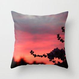 Sunset memories 2 Throw Pillow