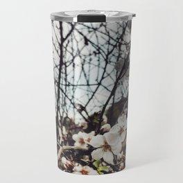 Almond Trees Forever Travel Mug