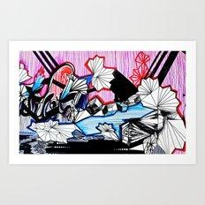 Just Art Print