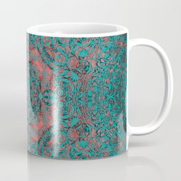 magic mandala 34 #mandala #magic #decor Coffee Mug