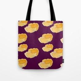 Harvest Floral Tote Bag