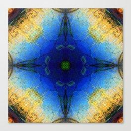 Too Blue G9070 Canvas Print