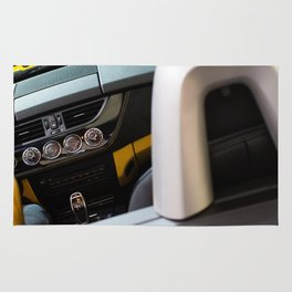 BMW Z4 sDrive20i Pure Impulse Inside Rug