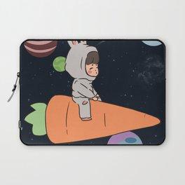 Louis Tomlinson Space Chibi Laptop Sleeve