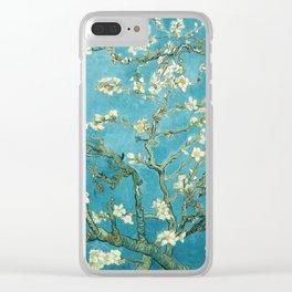 Van Gogh Clear iPhone Case