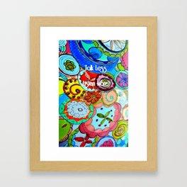 Iphone7 Framed Art Print