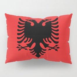 Flag of Albania - Albanian Flag Pillow Sham