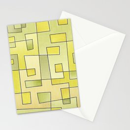 "Proto pattern n 2 ""fresh lemonade"" Stationery Cards"