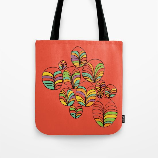 Garden Bay Tote Bag