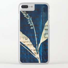 Sonata I Clear iPhone Case