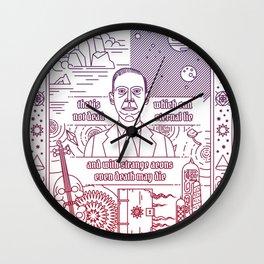 Love the craft Wall Clock