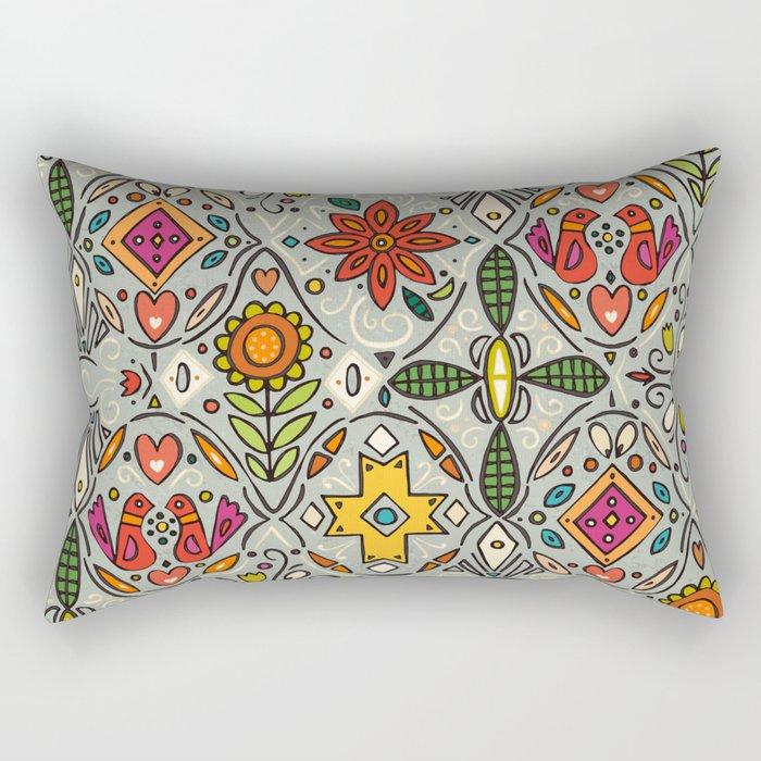 zoryana haze Rectangular Pillow