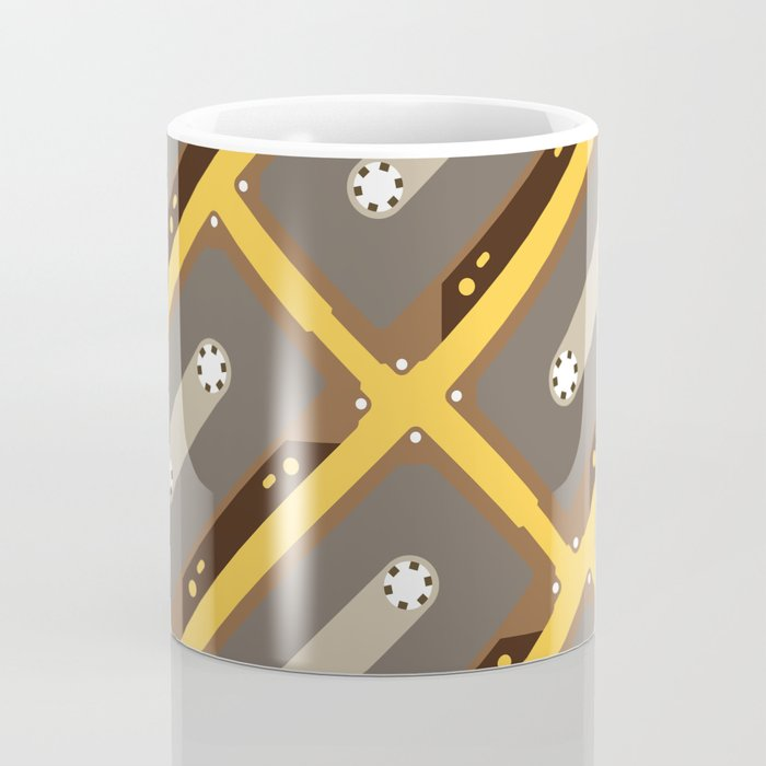 Pattern - Cassette Tapes Coffee Mug