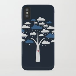 Cloud Tree iPhone Case