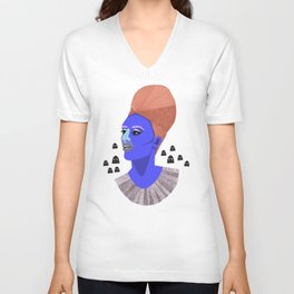 Is it only in my head? Unisex V-Neck