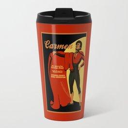 Carmen Opera (Toreador) Travel Mug