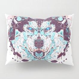 husky Pillow Sham