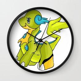 Cortenaiz Wall Clock